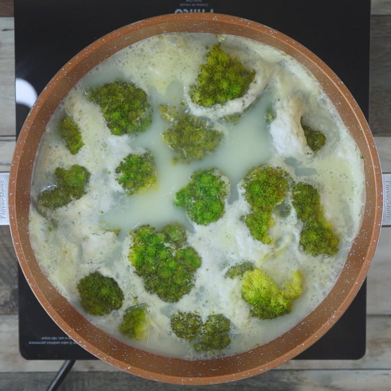 Brócolis Gratinado ao Forno, Super Delicioso e Prático
