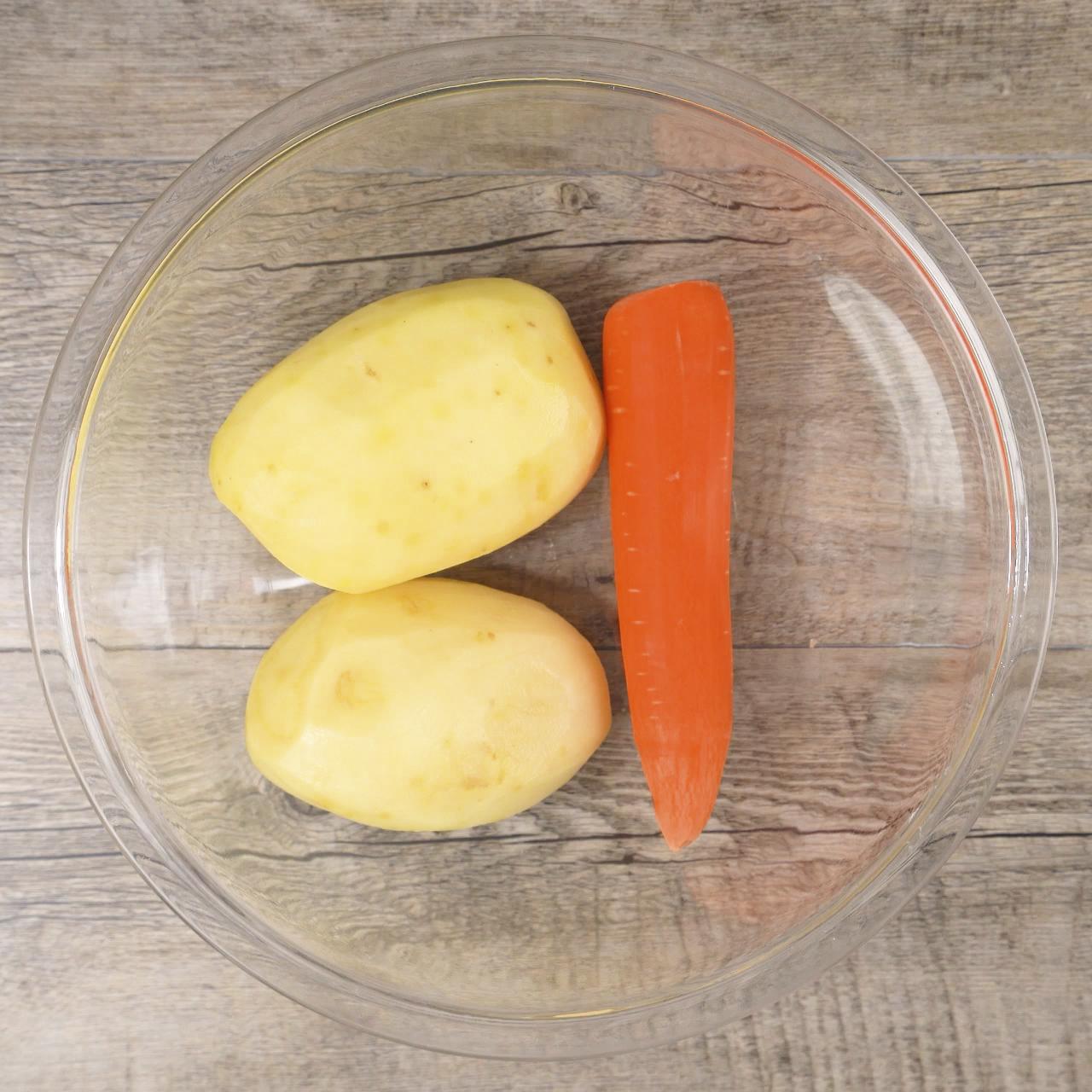 Omelete de Batata e Cenoura Mais Deliciosa Que Você Já Viu!