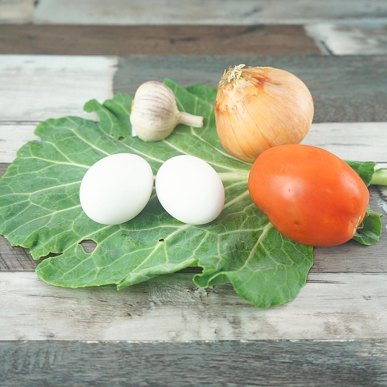 Couve Refogada Com Ovos ao Vapor, Uma Delícia e Simples de Fazer