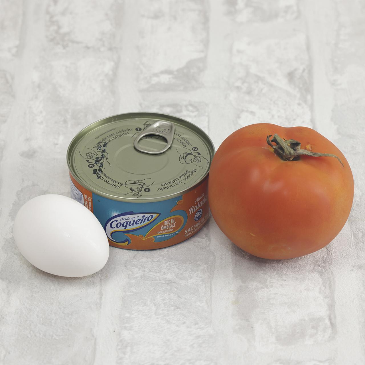 Omelete de Atum, Fácil e Delicioso!!