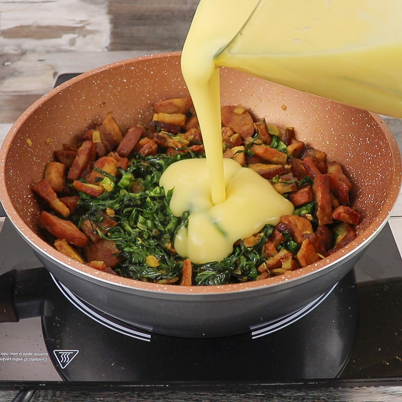 Sopa de Mandioca, Perfeito Para Qualquer Época Mas Para o Frio é Incrível!!