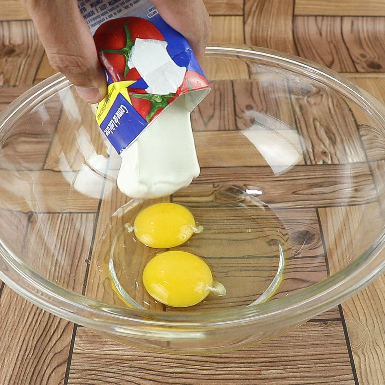 Torta de Frigideira, Pronto em 15 Minutos