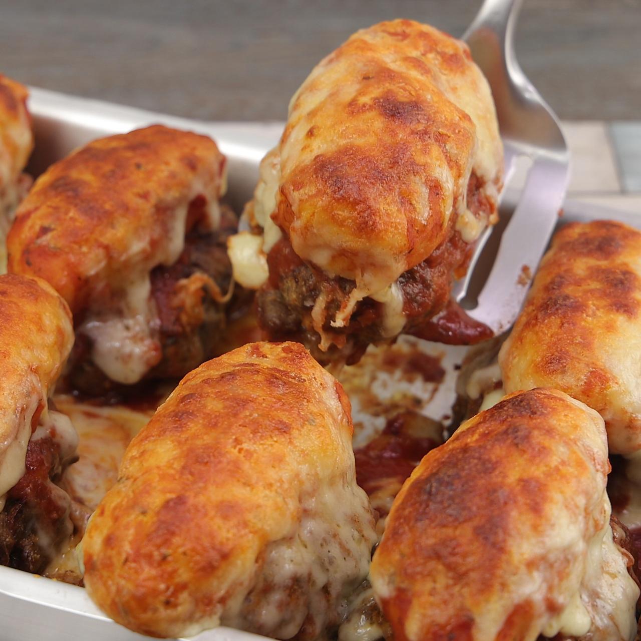 Almôndegas de Forno com Batatas