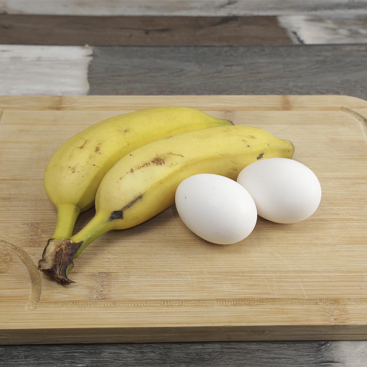 Panqueca Fit de Banana