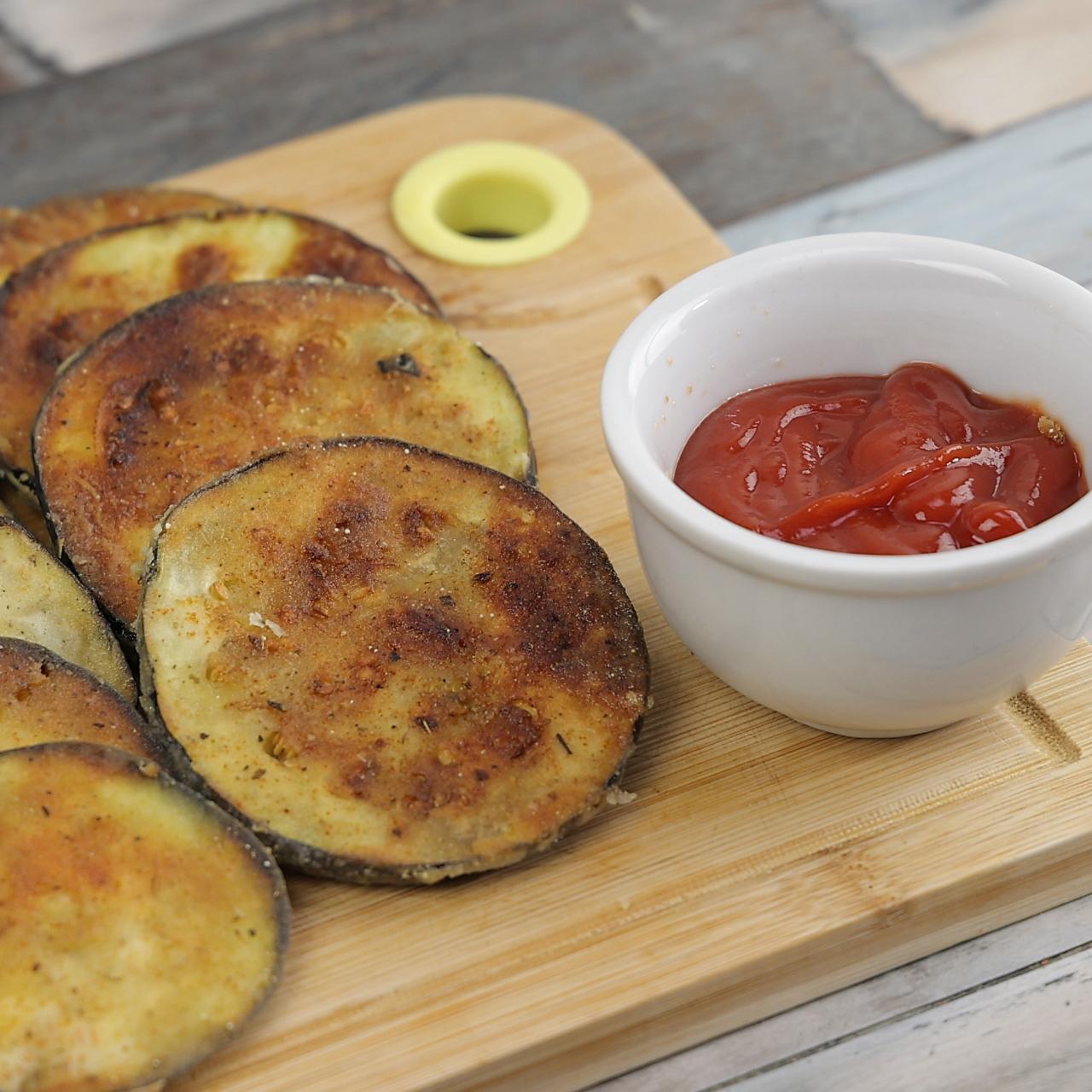 Berinjela Empanada, Deliciosa e Fácil de preparar!